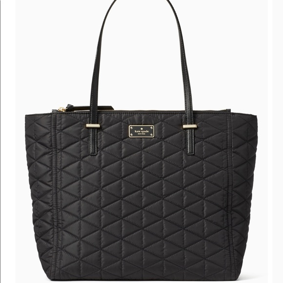 🌸KATE ♠️ SPADE WILSON ROAD QUILTED TALYA NWT 🌸